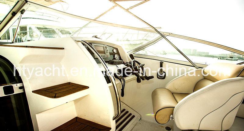 22′ Fiberglass Sporty Leisure Speedboat Hangtong Factory-Direct