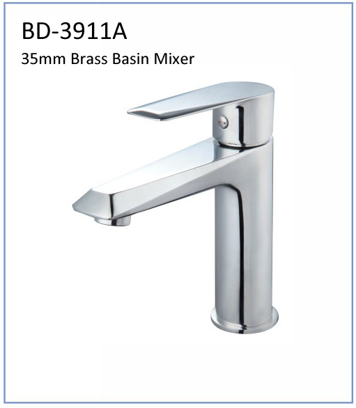 Bd3911A High Quality Single Lever Basin Faucet 35mm
