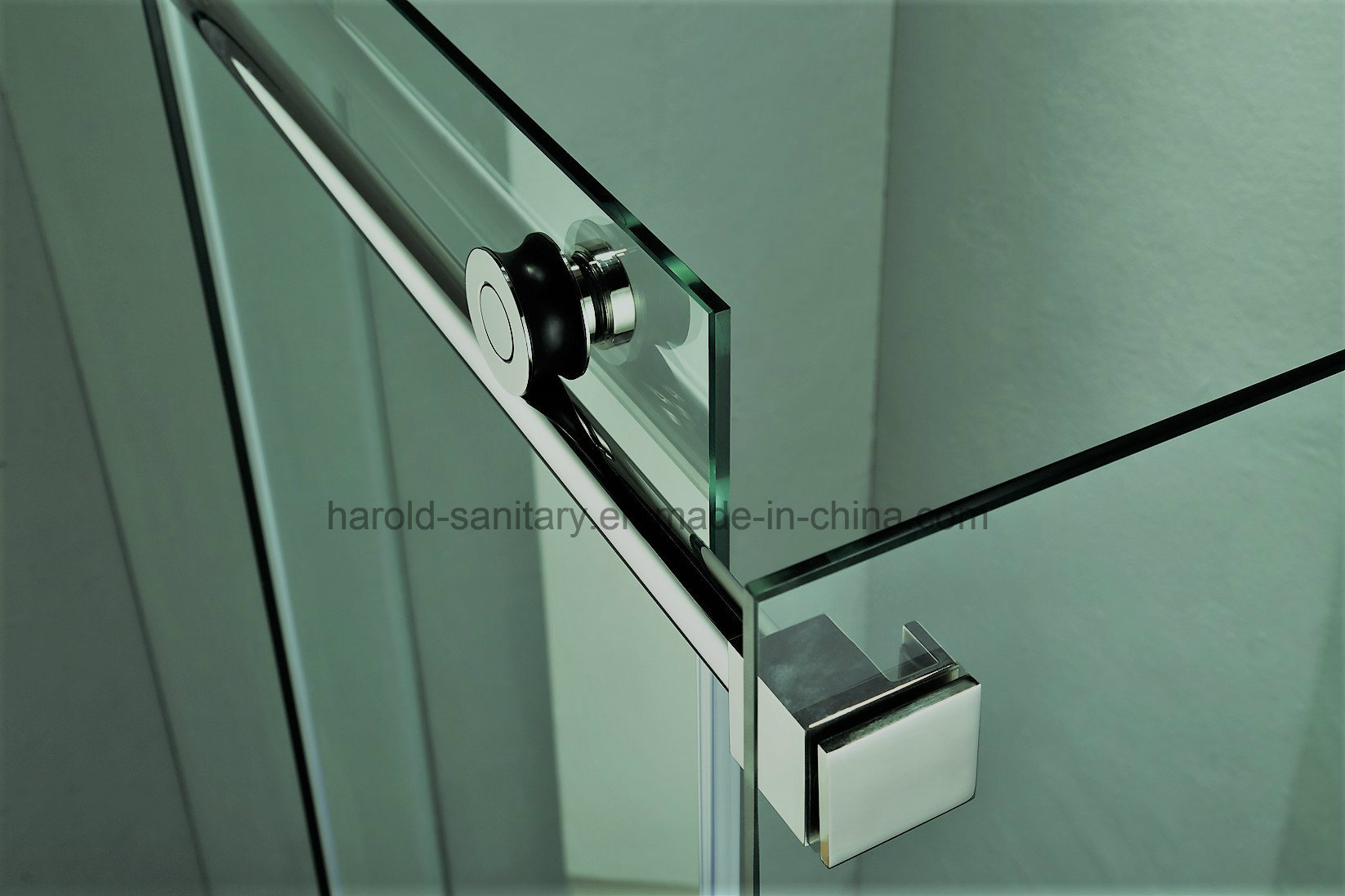 NA-02-D Hunging Sliding Shower Door