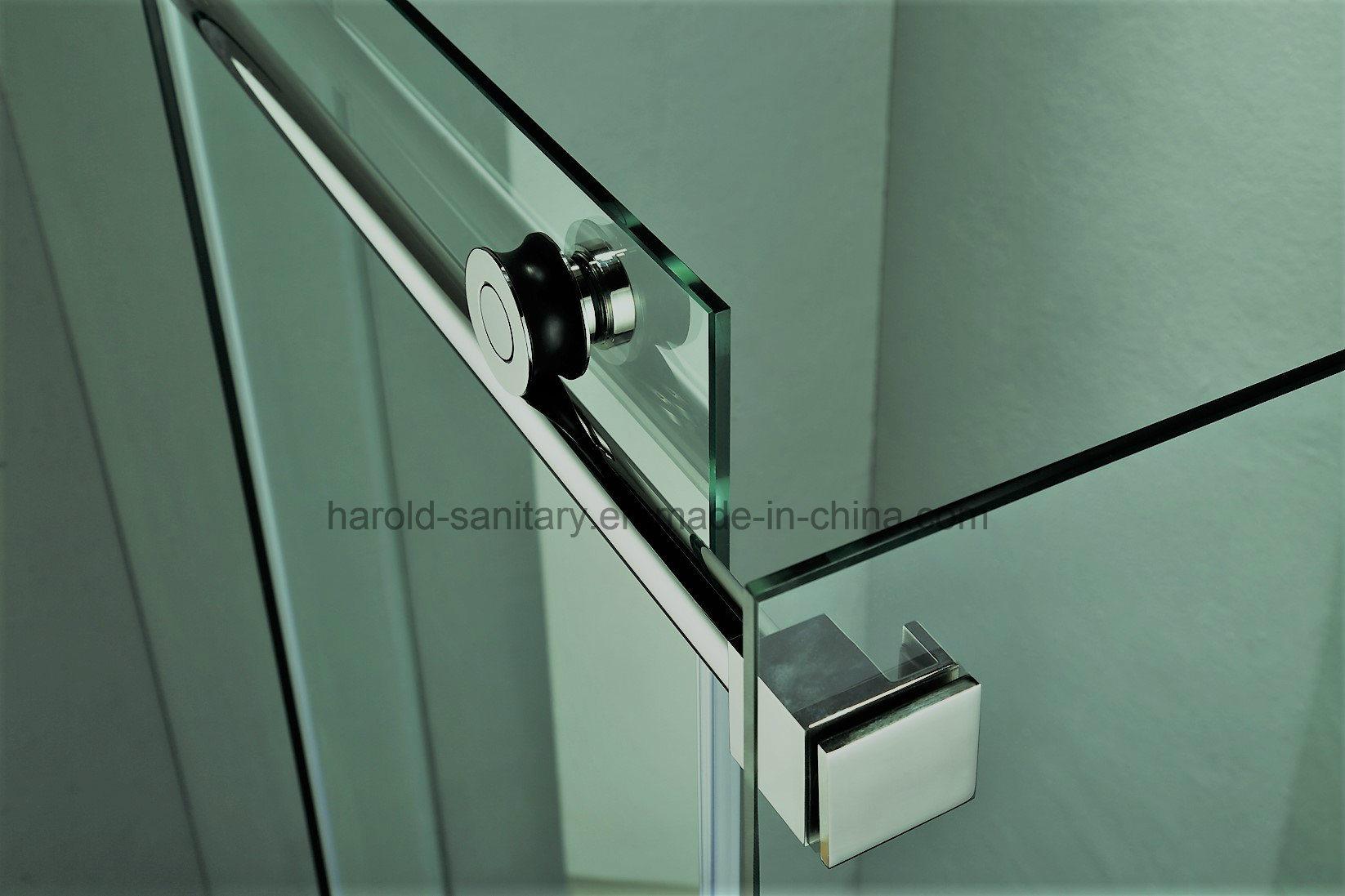 Na-02-D Single Roller Hunging Sliding Shower Door