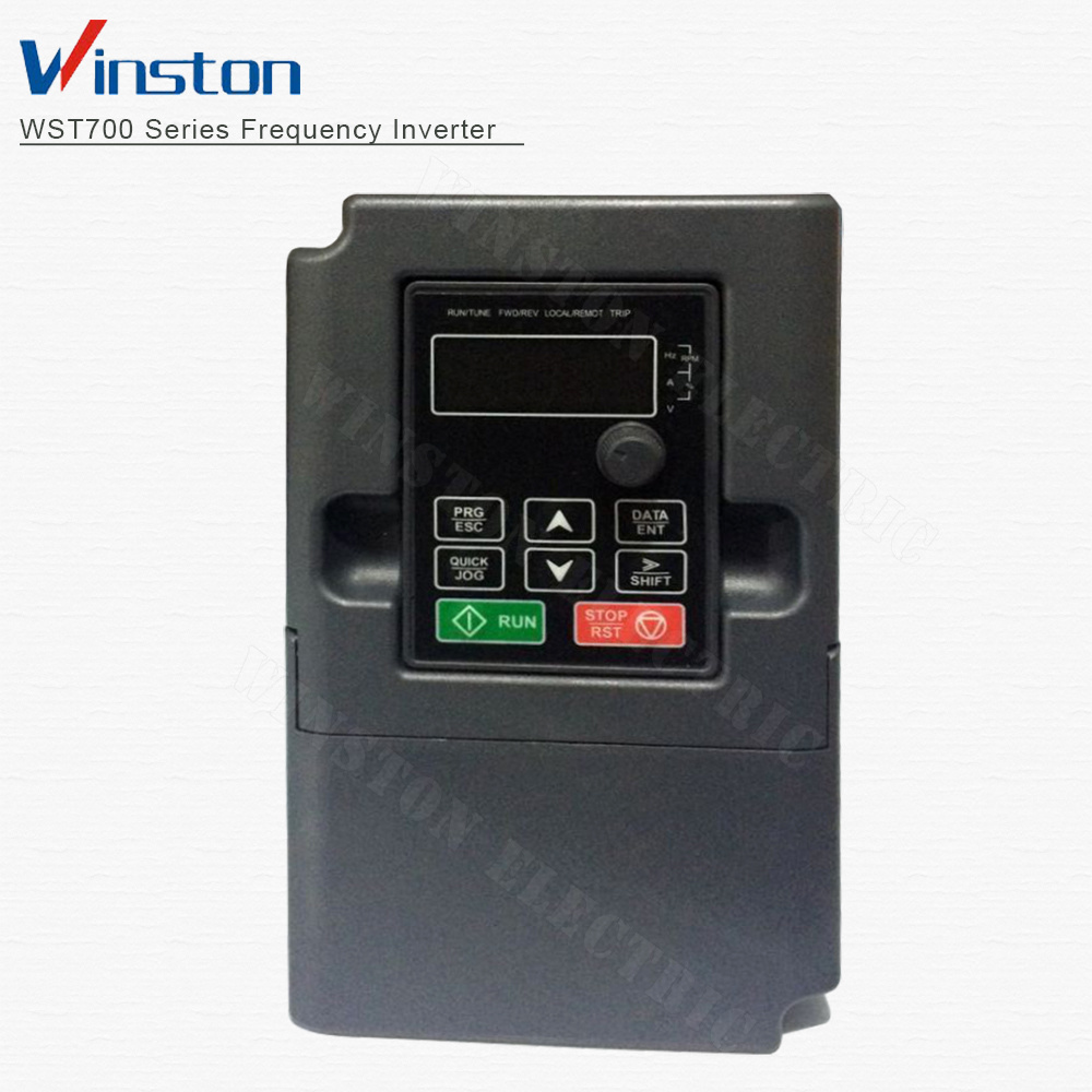 High Performance Vector Control Frequency Inverter (WST700 0.2KW~630KW)