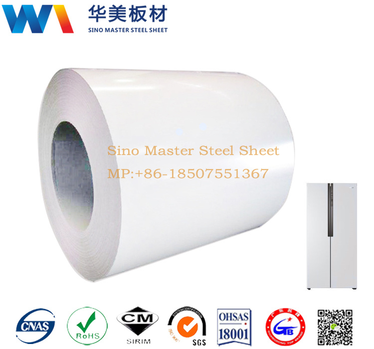 High Quality Color Coated Steel PPGI