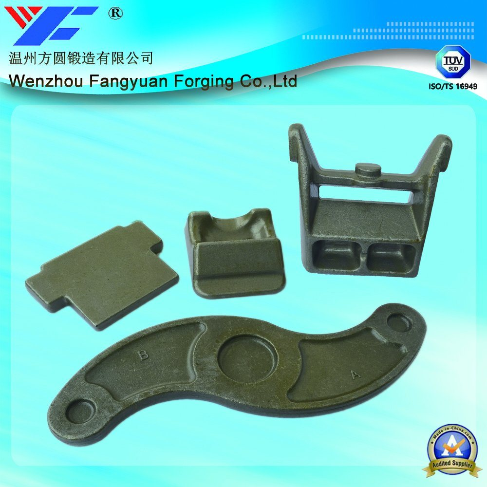 High Quality Hot Forged Carriages Buffer for Train Parts