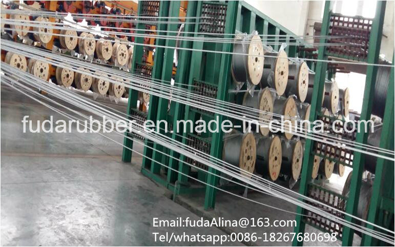 Manufacturer of Heavy Duty Steel Cord Conveyor Belt