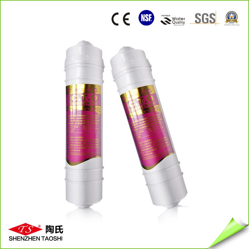 T33 Post Carbon Filter for RO Water Filter