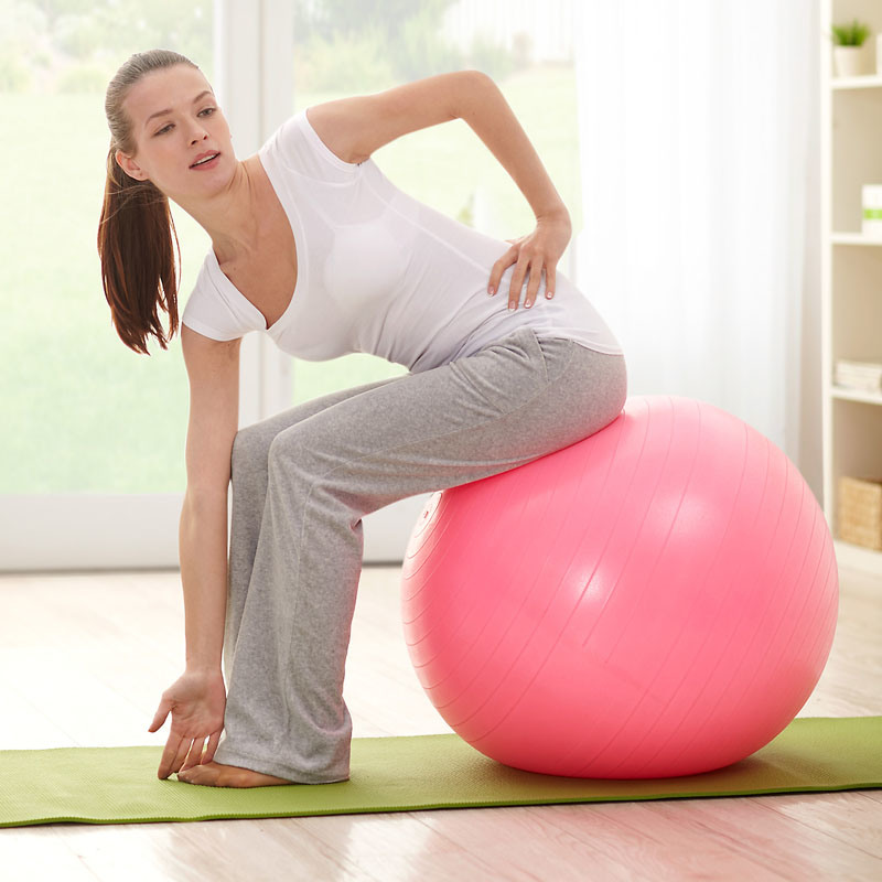 Gym Ball Chair/Yoga Ball