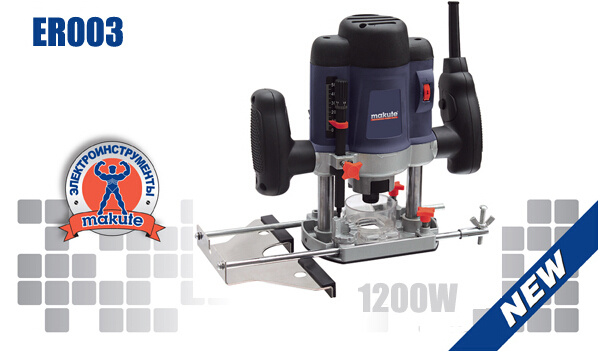Ce GS 8mm 1200W Electric Router/Power Tools (ER003)