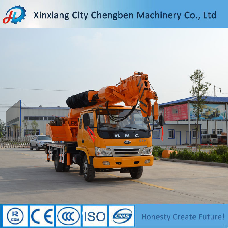 Factory Prices Drilling Rig for Sale with Truck Crane