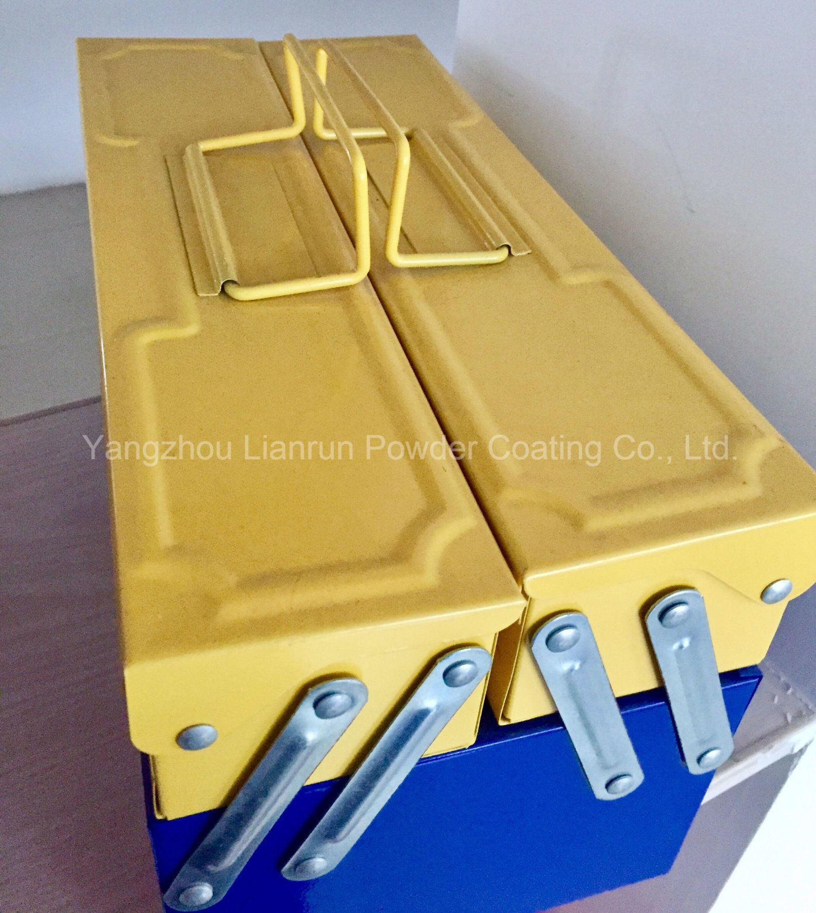 Special Powder Coating for Constrction Machinery
