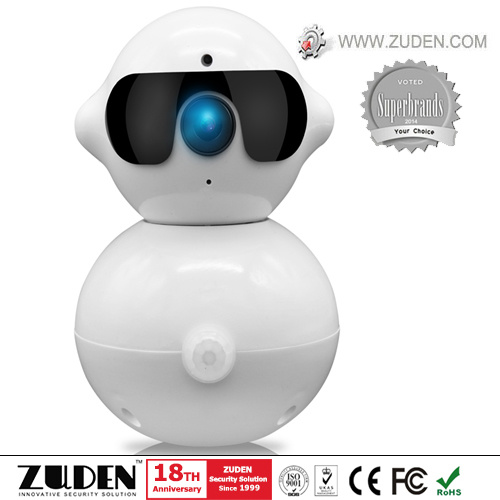 Wireless Home Security WiFi HD Camera with APP Control