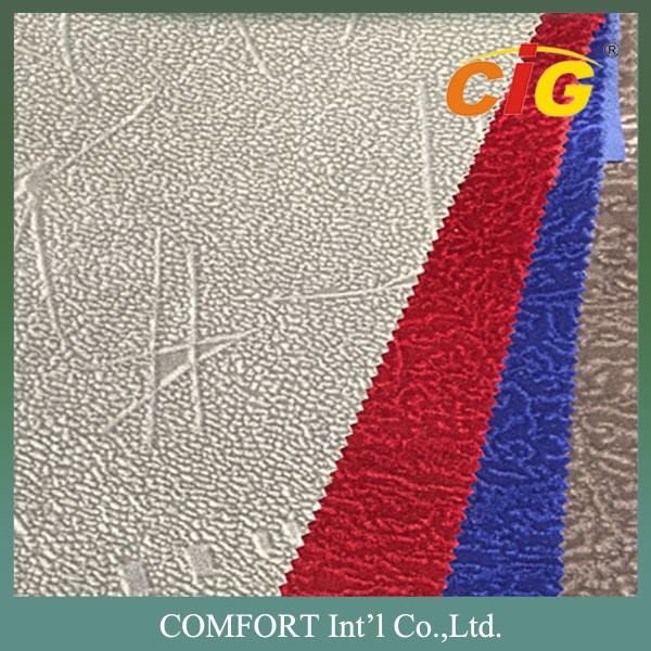 Flocking Fabric Flock Farbic for Sofa Covering (CIGD4BSF-0030)