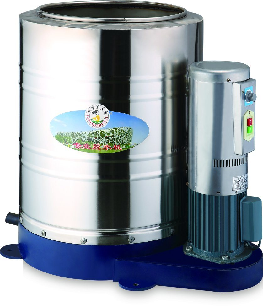 Big Special Laundry Dewatering Machine Hotel Hydro Extractor Spinning Dry Equipment with Ce