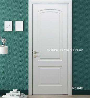 Long Durability Interior Solid Wood Door