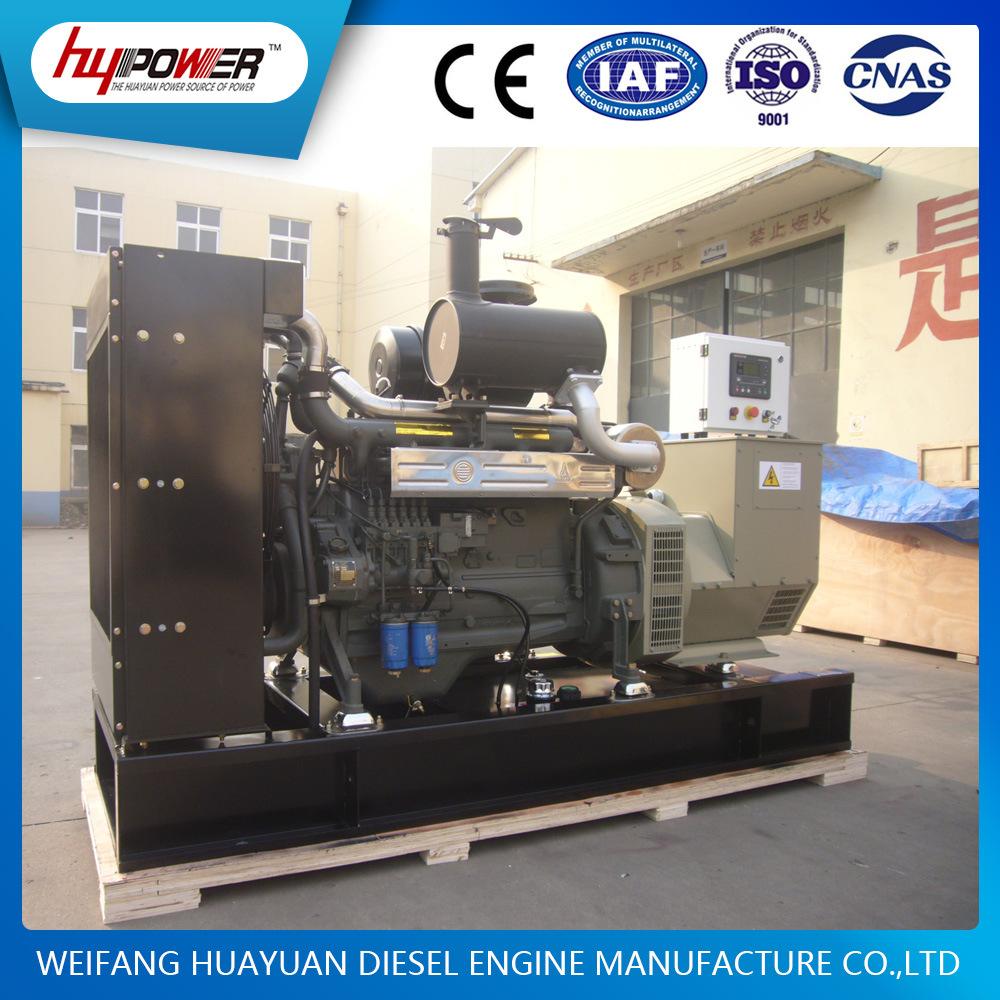 Ce Certificated 80kw/100kVA Deutz Generator Set with Good Price