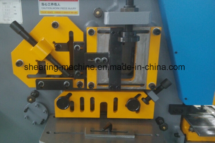Q35y-16 Stainless Steel Punching Shearing Bending Machine