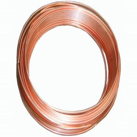 Copper Plain Tube, Lwc Coil / Copper Tube, Air Condition, Refrigeration