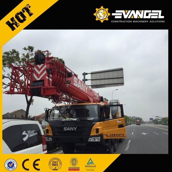 Sany All Terrain Hydraulic Crane Truck Stc750A