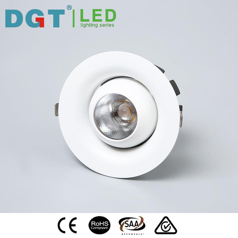 Fashion Design CRI90 High Lumen Output Adjustbale 50W LED Spotlight