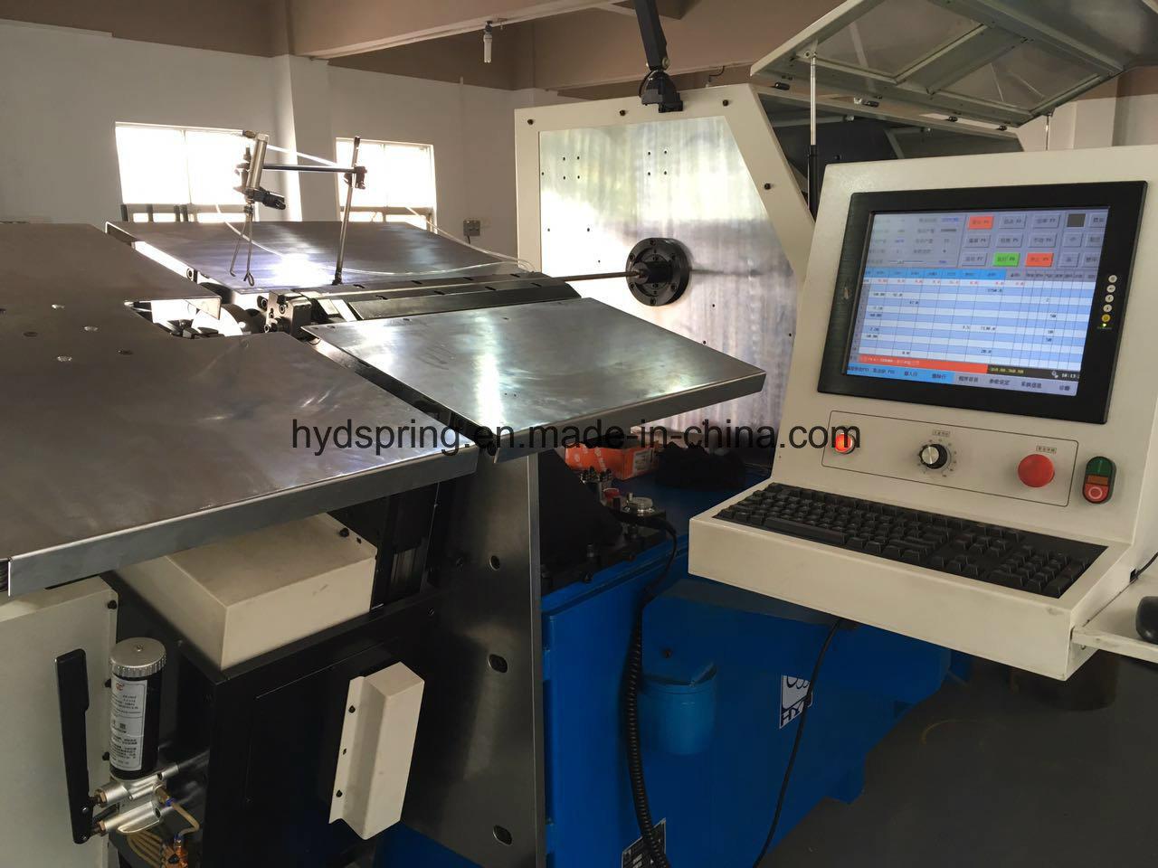 New Machine Hyd-60-10A Automatic Wire Bending Machine & Spring Machine