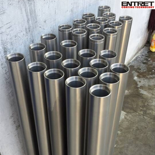Titanium Sputtering Target for Decorative Coating, Purity 99.7%