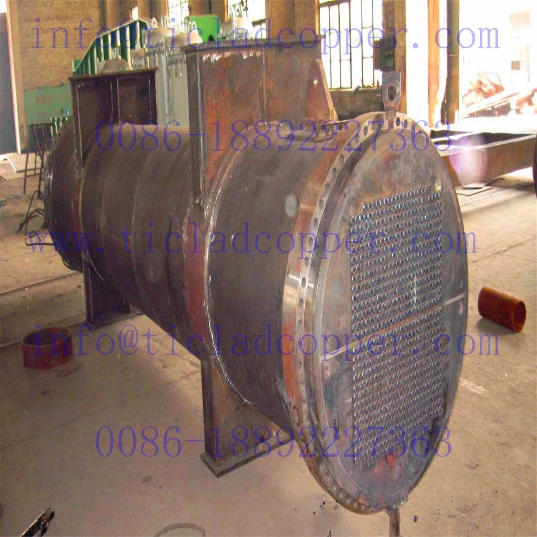 ASME Titanium Heat Exchanger