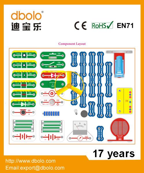 Electronic Solar Energy Toys for Kids