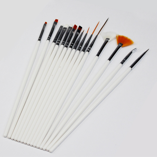 Nail Brush, Nail Art, Nail Brush Set, Nail Art Brushes