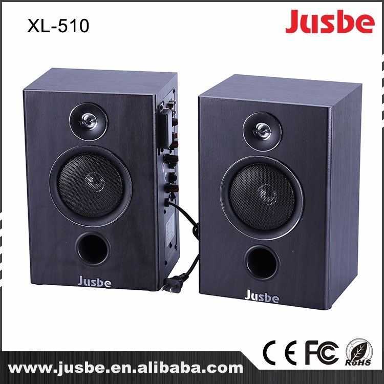 XL-510 40W 2.4G Wireless Powered Multimedia/Bluetooth Speaker