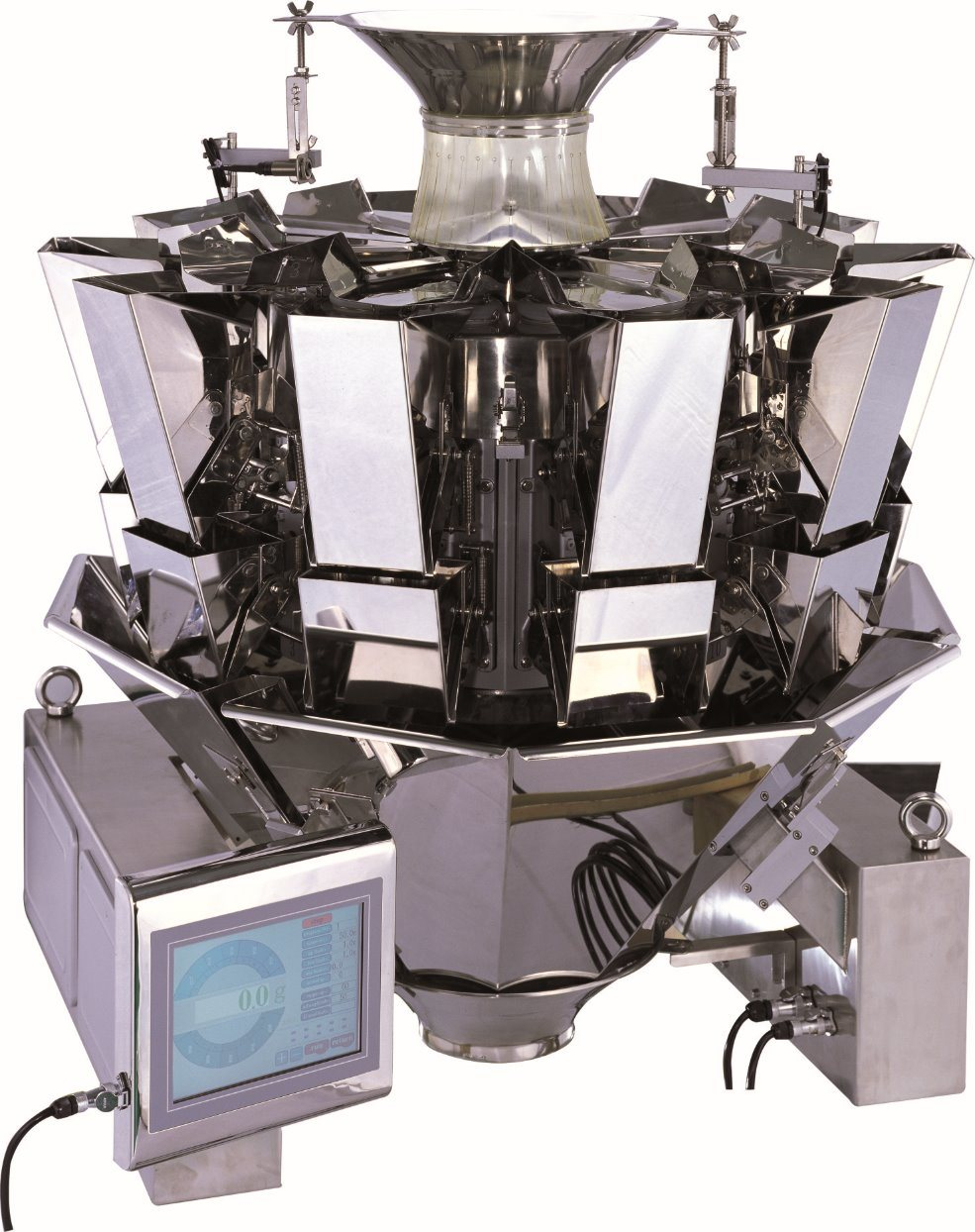 10 Heads Automatic Weigher for Food