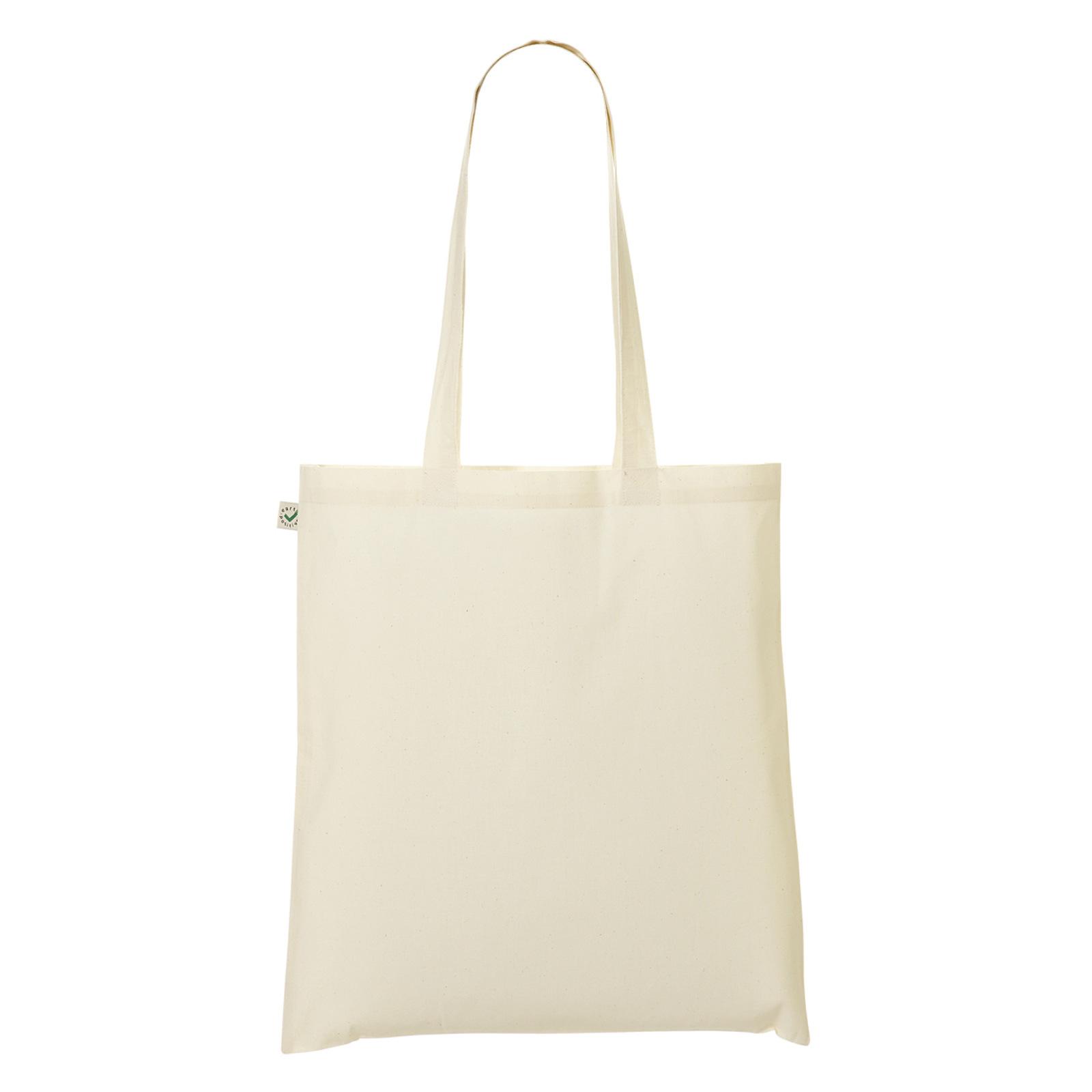 Comfortable and Reusable Cotton Tote Bag