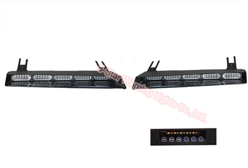 LED Visor Emergency Vehicle Warning Light