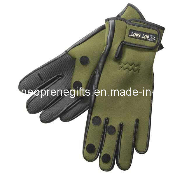China neoprene fishing gloves neoprene gloves water for Neoprene fishing gloves