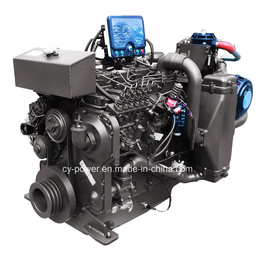 Fast Boat High Speed Diesel Engine, Sdec D683