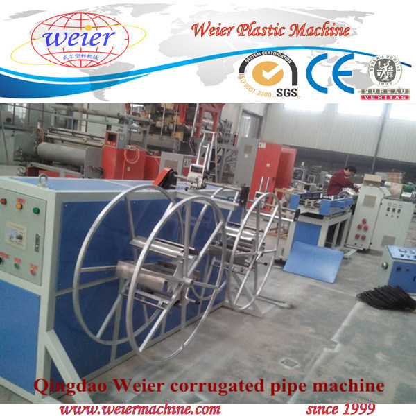 16-50mm, 8-32mm Plastic Extrusion Line for Corrugated Tube