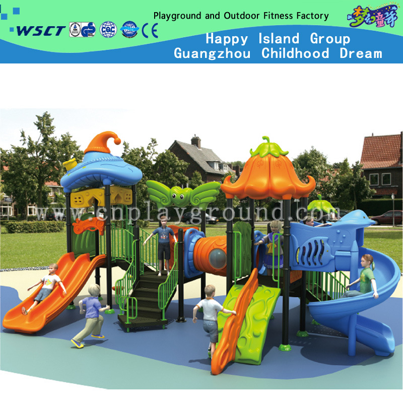 Commercial Outdoor Playground for Playground Equipment with Ce (HC-5301)