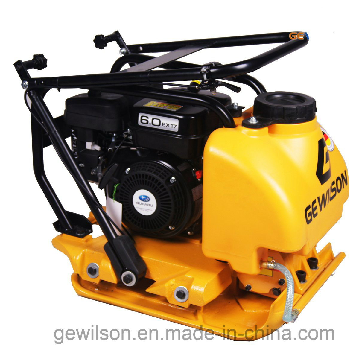 Plate Compactor with Spare Parts with Clutch