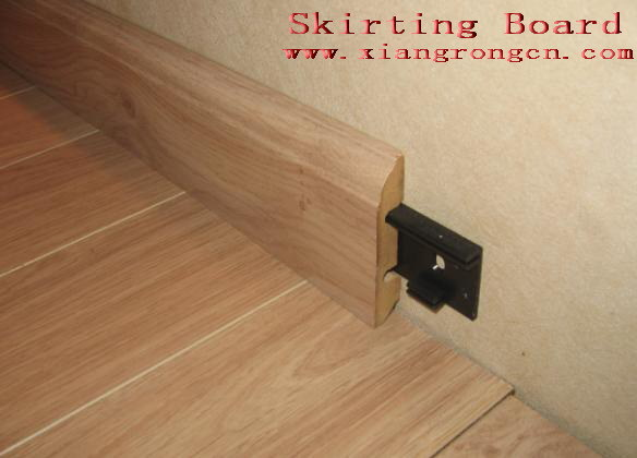 China Skirting Board Laminate Flooring Accessories