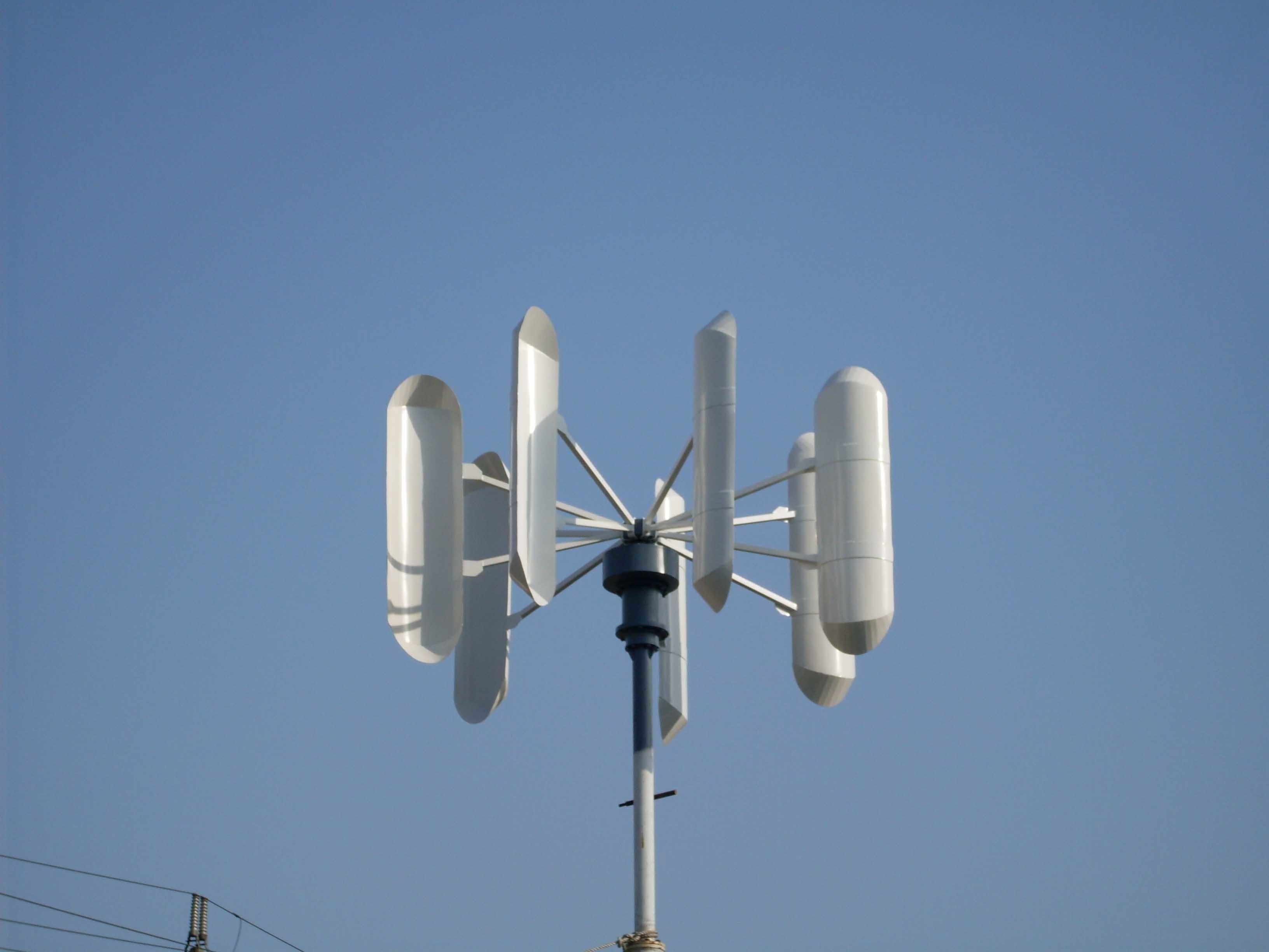 ... Power System for Street Light - China Wind Turbine Generator, Wind