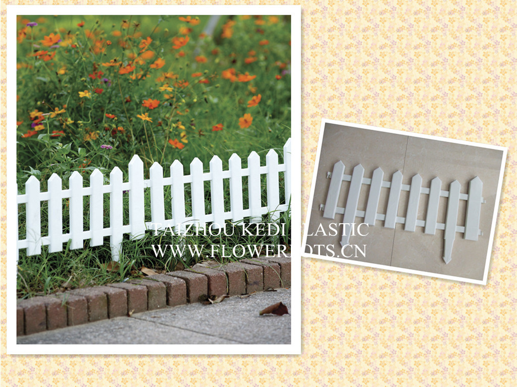 cerca para jardim alta : cerca para jardim alta:Cerca plástica do jardim (KD1101) –Cerca plástica do jardim