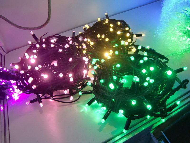rgb led christmas lights led nslc 100 10m china led christmas. Black Bedroom Furniture Sets. Home Design Ideas