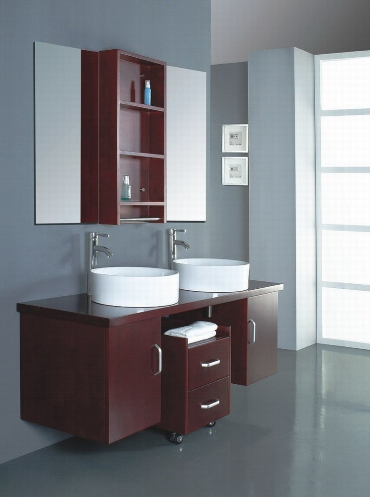 Bathroom cabinet designer medicine modern bathroom cabinets - Modern bathroom vanities ideas for contemporary design ...