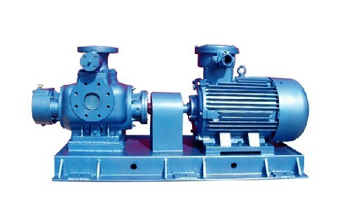 2W. W Series Twin Screw Pump
