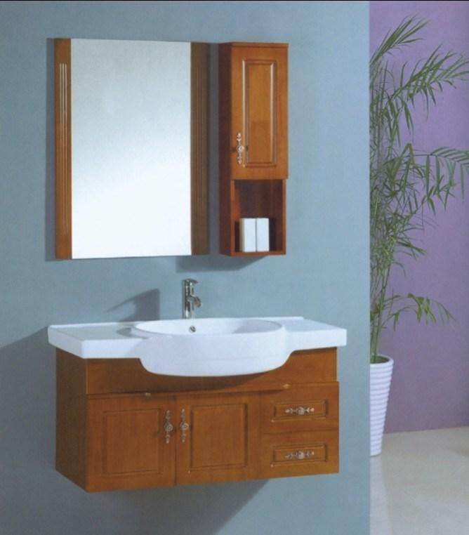 solid wood bathroom vanity ab 9065 china solid wood