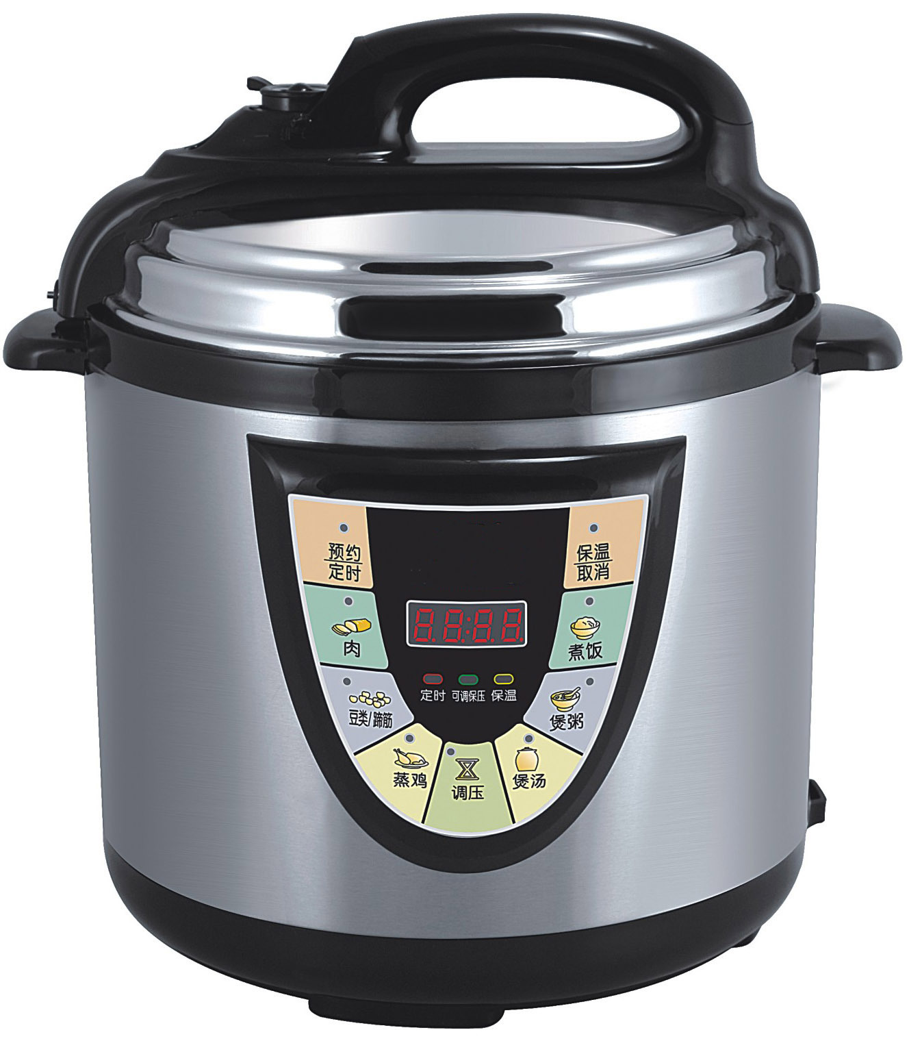 Electric Pressure Cooker ~ China electric pressure cooker fh d l