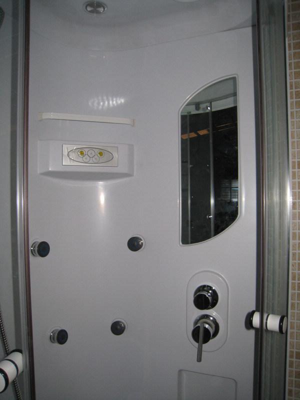 Bathroom Design Steam Mini Economic Small Bath Cabin 800mm