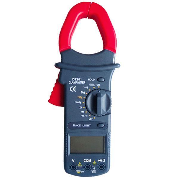 Clamp Meters Product : China digital clamp meter