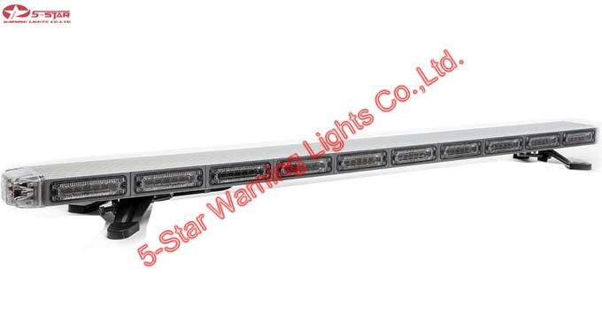 Super Slim 3W LED Police Warning Lightbar