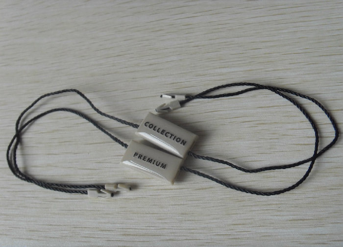 Seal Tag/Plastic Seal/Lacres PARA Roupa/ Lacre /Plastic Seal Tag for Garments (BY80114)