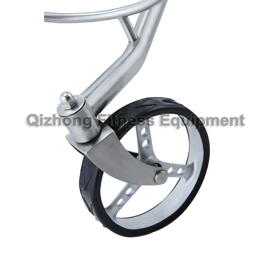 China Electric Golf Trolley Parts Single Wheel Turning