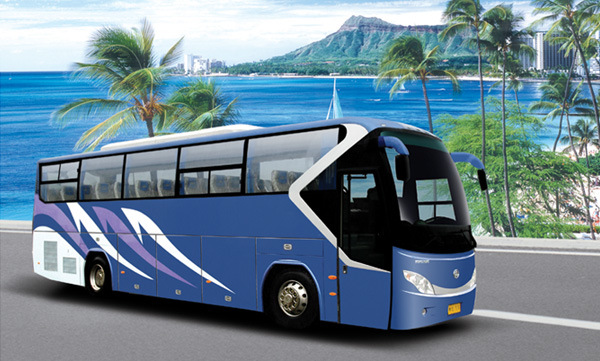 45 ~ 55 Seats Tourism Bus - China Tourism Bus, Tourist Bus, Tour ...